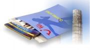 Pochette postale en plastique - Dimensions intérieures : de 160 x 105 + 30 à 245 x 350 + 50 mm