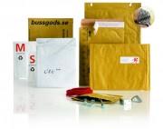 Pochettes expédition rembourrées - Nombreux formats disponibles - Couleur kraft, blanche ou autre