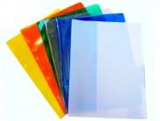 Pochettes plastifiées pour classeur - En plastique souple