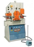 Poinçonneuse cisaille universelle à 5 postes hydrauliques - Machines-outils pour cisaillage et poinçonnage de tôle