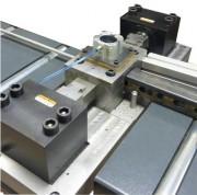 Poinçonneuse hydraulique - Capacité : 20 x 20 à 60 x 60 mm
