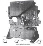 Poinçonneuse universelle mécanique - Mubea POIN 073