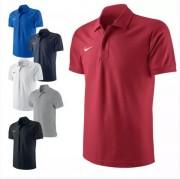Polo de sport à manches courtes - 100% Coton ou 100% polyester
