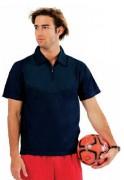 Polo personnalisé manches courtes homme maille - Polo personnalisable manches courtes homme maille piquée