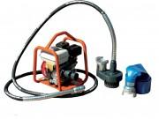 Pompe à câble submersible - Débit : 72 m3/heure
