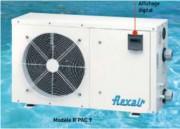 Pompe à chaleur de piscine air eau - Puissance absorbée (KW) : de 1.2 à 4.2