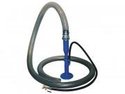 Pompe à eau pneumatique - Consommation en air : 2000 l/mn et 3000 l/mn