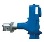 Pompe à engrais à moteur hydraulique 30 Litres par minute - Débit huile (l/min) : de 33 à 55
