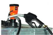 Pompe à fût électrique - Débit : 35 Litres/min - Puissance : 230 V