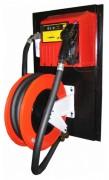 Pompe à gasoil murale à enrouleur - Débit : 80 l/min