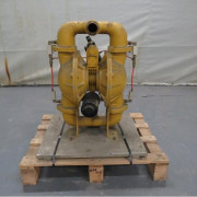 Pompe à membrane pneumatique occasion - Débit : de 0 à 60 litres par minute