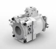 Pompe à pistons axiaux - Cylindrée (cm³) : 107,7