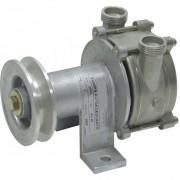Pompe à poulie inox pour liquides alimentaires - Puissance (kw) : 0,22 à 1,2.