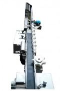 Pompe à vide à canal latéral - Vitesse réglable grâce à un convertisseur externe ou intégré