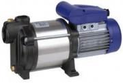 Pompe adduction eau en acier inox et fonte - Pompe robuste en acier inox et fonte avec revêtement anti-corrosion.