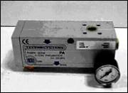 Pompe avec piston à commande pneumatique - Ref.PAD 20T