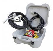Pompe carburant avec valise - Débit : 30 L /min