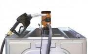 Pompe centrifuge 230V pour gasoil - Débit : 30l.min - Bonde de fixation filetée 2''