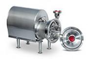 Pompe centrifuge débit 100000 litres par heure - JCP: L' aseptique joue le rôle principal