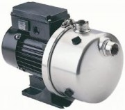 Pompe centrifuge horizontale autoamorçante - Dimensions : 373 / 207 / 207