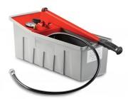 Pompe d'épreuve manuelle - Capacité du réservoir : 13,5 l