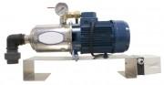 Pompe de lavage triphasée multicellulaire - Débit maximum (l/heure) : 3600