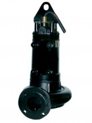 Pompe de relevage industrielle dilacératrice eaux très chargées de 2.2 à 11 kW - De 2.2 à 11 kW - de 10.5 à 15.2 m3/h - 20m max d'immersion