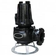 Pompe de relevage industrielle monocanale - Puissance (kw) : 3 - 4 - 5,5.