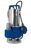 Pompe de relevage monophasée pour eaux chargées 0.6 kW - Puissance (kW) : 0.6 - 5m max d'immersion - 7.5 m3/h