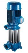 Pompe de surface multicellulaire verticale de 1.3 à 3.31 kW - De 1.3 à 3.31 kW - de 49.5 à 113.2 m3/h
