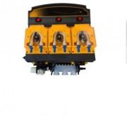 Pompe doseuse péristaltique 18 l/h - Kit de 3,4 ou 5 pompes péristaltiques - Débit : 18 l/h