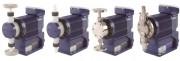 Pompe doseuse PVDF ou INOX 316 - Débit jusqu'à 300 l/h