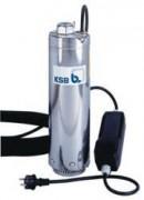Pompe eau immergée 4,5 m3 par heure - Dimensions : 496 / 130 / 130