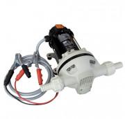 Pompe électrique à membrane pour AdBlue - Débit : 34 L /min - 2 m de câble électrique