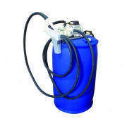 Pompe électrique pour fût - Débit : 32 l/min