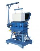 Pompe filtre pour surface galvanique débit réel 15 000 l/h - Pompe filtrage étanchéité mécanique en carbure silicium