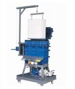 Pompe filtre PP pour procédés galvaniques et chimiques - Pompe filtrante débit réel 25 000 l/h