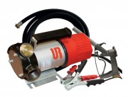 Pompe fuel à palettes auto-amorçante - Débit : 34 L/min