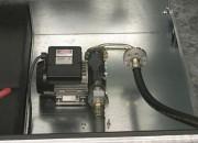 Pompe gasoil électrique 24V - Débit de 70 l.min - Pistolet automatique - Pour cuve 650 L