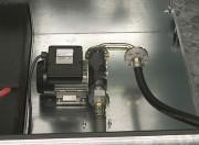 Pompe GNR électrique 24V - Débit : 70 l.min - 4 m de flexible