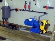 Pompe péristaltique - Débit de 20 L/h à 25 m³/h