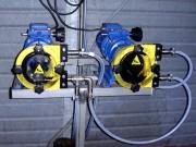 Pompe péristaltique agro alimentaire - Débit de 20 L/h à 25 m³/h