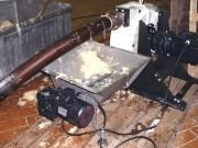 Pompe péristaltique agroalimentaire