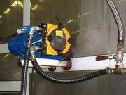 Pompe péristaltique lessive