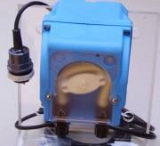 Pompe péristaltique pour réglage de consitance de glace - Poids : 0.600 kg   -  Débit : 6 l/h