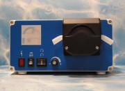 Pompe péristaltique pour traitement de l'eau - Poids: 1.500 Kg  -  Débit: 100 l/h