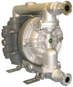 Pompe pneumatique à membrane agroalimentaire - Tailles disponibles : 1/4 - 3/8 - 1/2 et 1 pouce