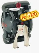 Pompe pneumatique à membrane plastique - Débit max. 178 l/min