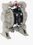 Pompe pneumatique à membrane polypropylène - Débit max. 55 l/min