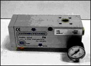 Pompe pneumatique avec électrovanne PAS 40 VT